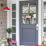 Front Porch Decorating Ideas 12 Months Of Inspiration Modern Glam