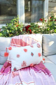 Patio Decorating Ideas 7 Simple Summer Updates - Modern Glam