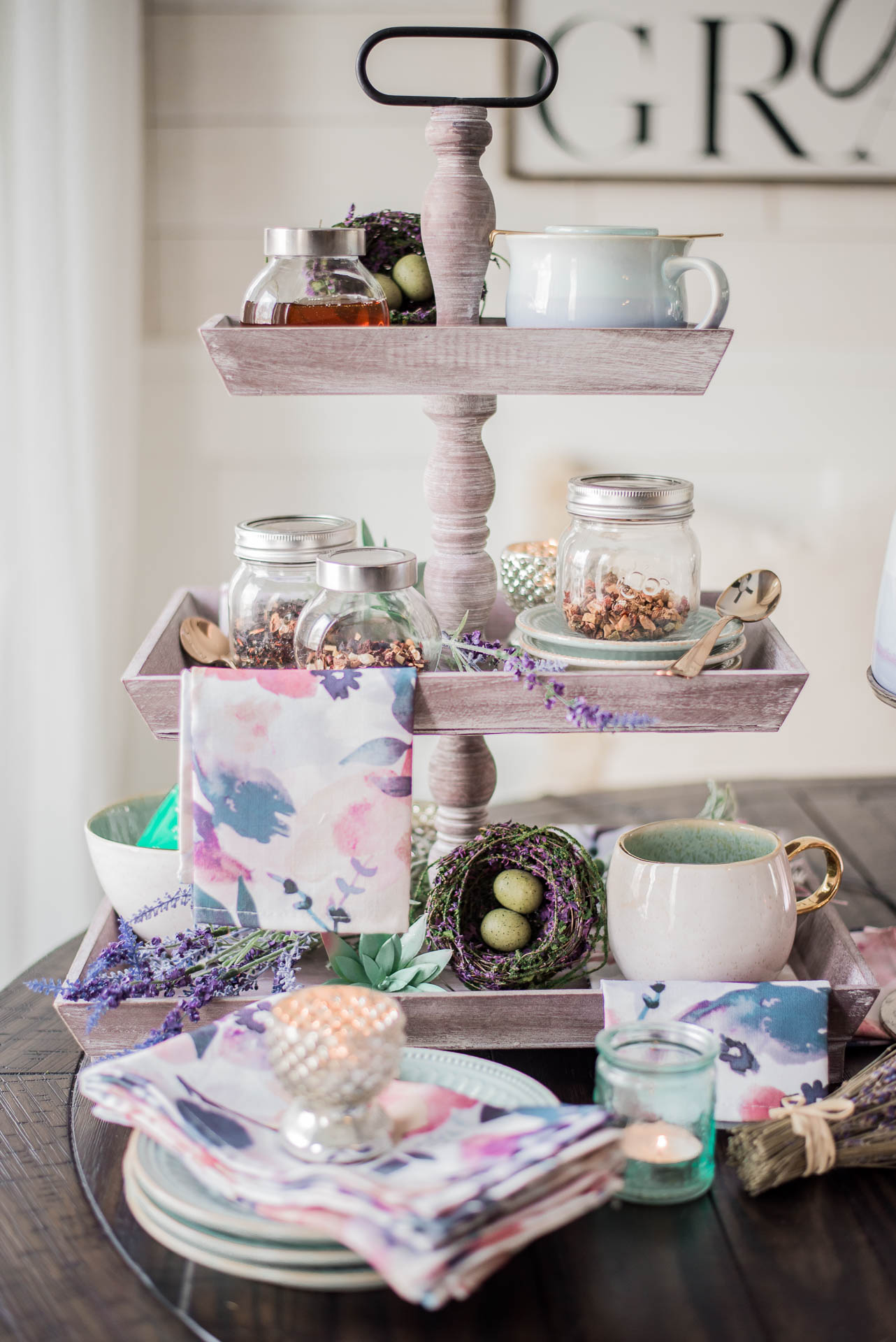 Decorating cake stands  4 ways that dont involve cake  Modern Glam