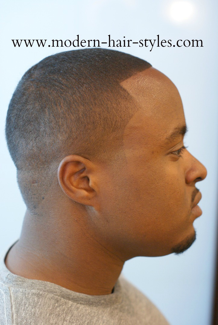 Black Men Hair Styles Low And High Fades Texturizers