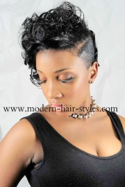 urban black hair styles