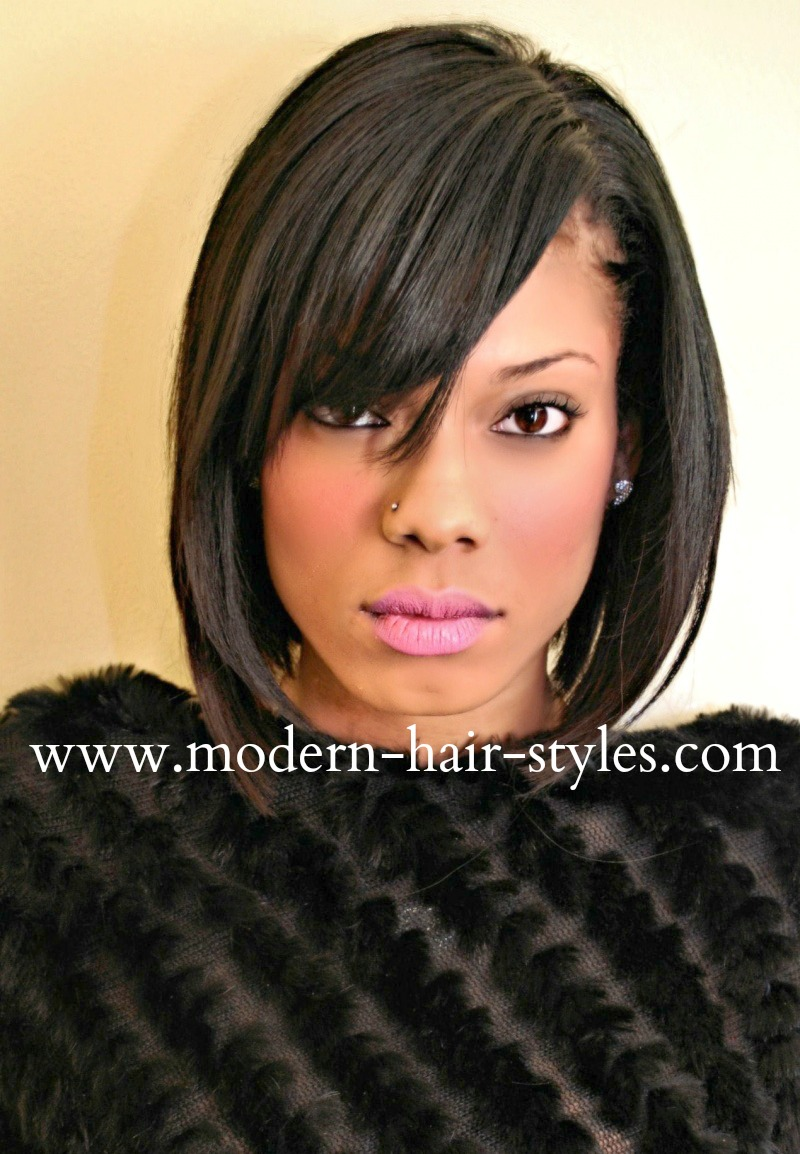 2017 Black Hair Styles Black Hair Weave Styles Black Hairstyles