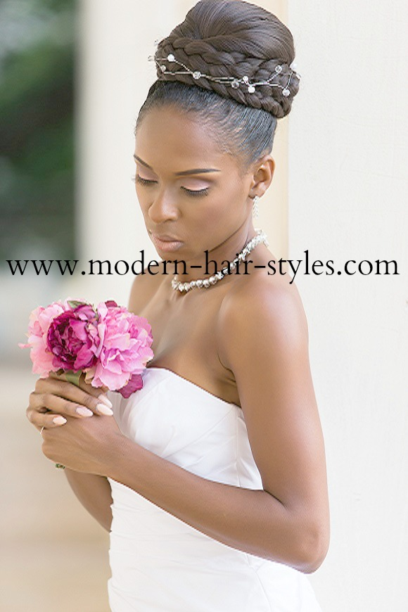 Black Wedding Hair Ideas For Relaxed And Natural Women