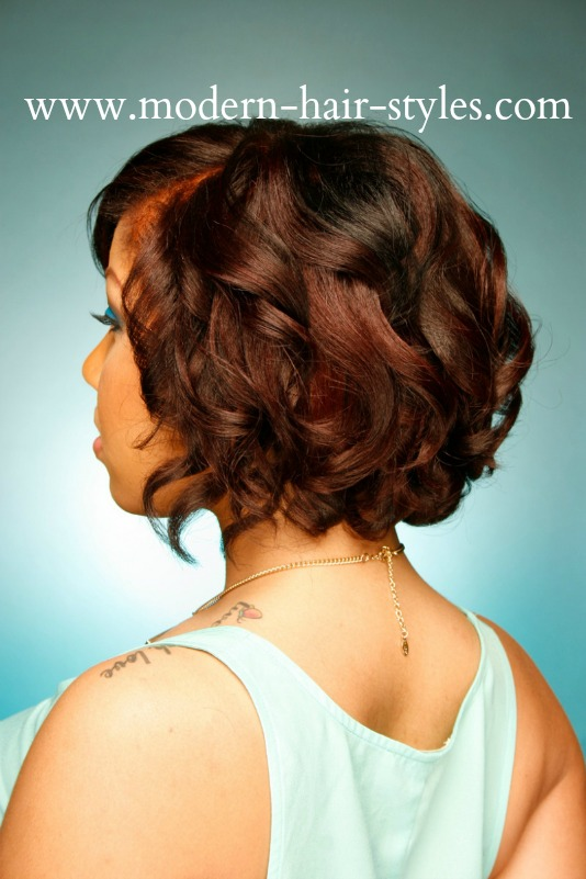 Black Women Short Hairstyles Pixies Quick Weaves 27