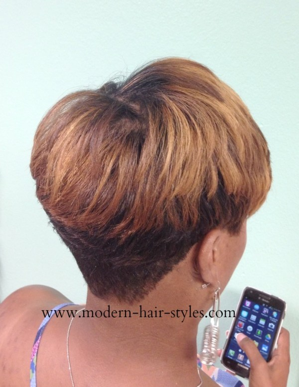 30 Feathered Back Hairstyles For Black Women Hairstyles Ideas
