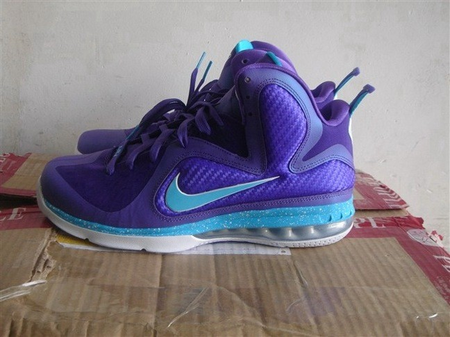 Nike Lebron 9 - Summit Lake Hornets