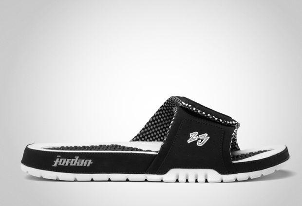 air jordan 10 stealth slippers Air Jordan 10 Stealth Slippers