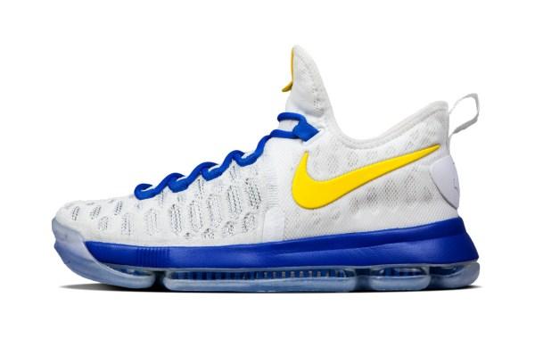 "Nike Kd 9 ""golden State Warriors"""