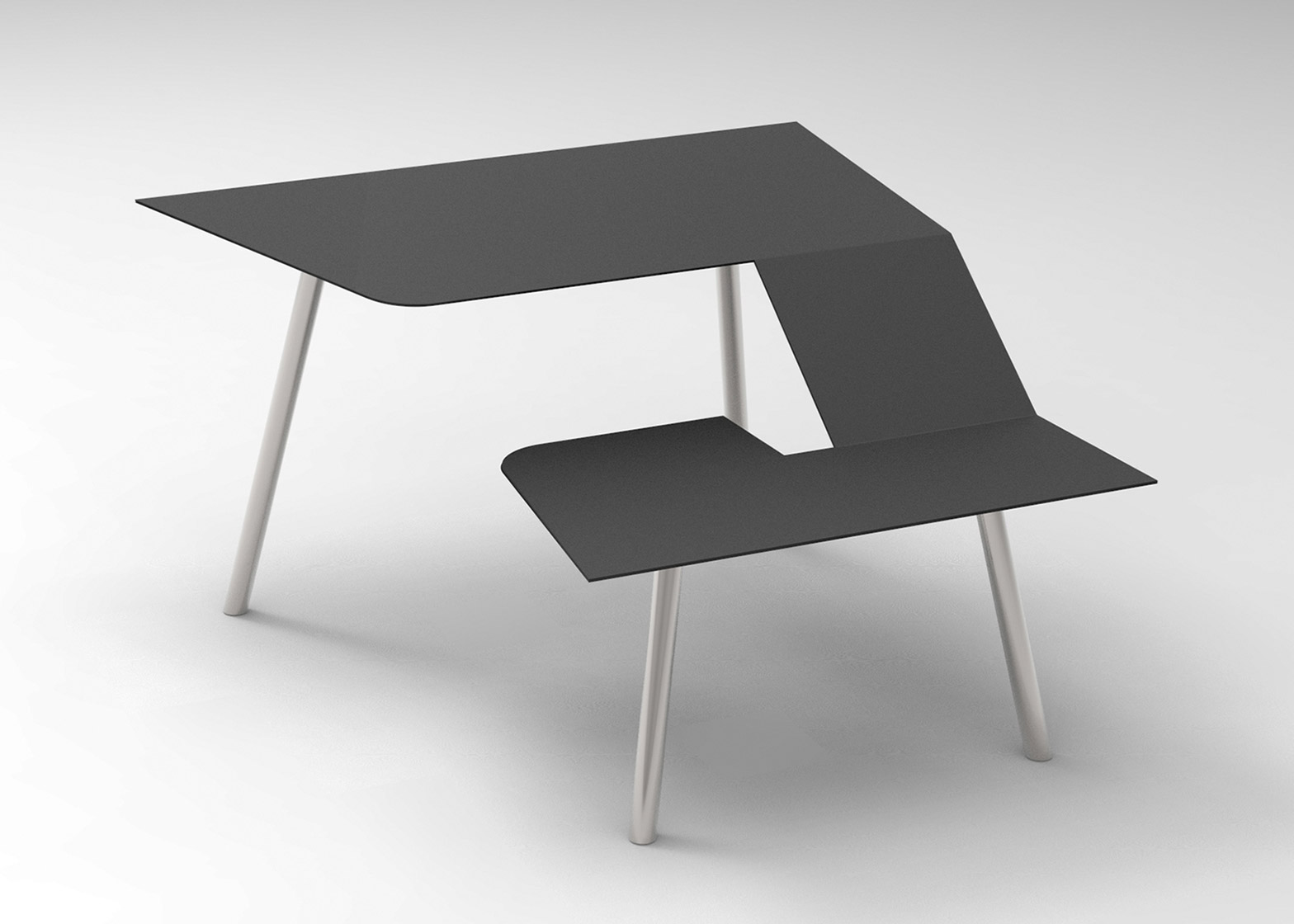 Frans Willigers addresses useless work furniture with
