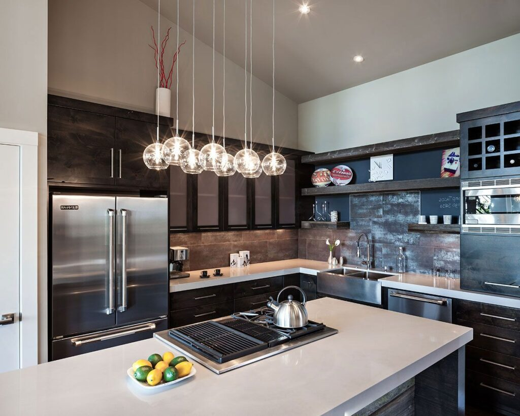 A Look At The Top 12 Kitchen Island Lights To Illuminate