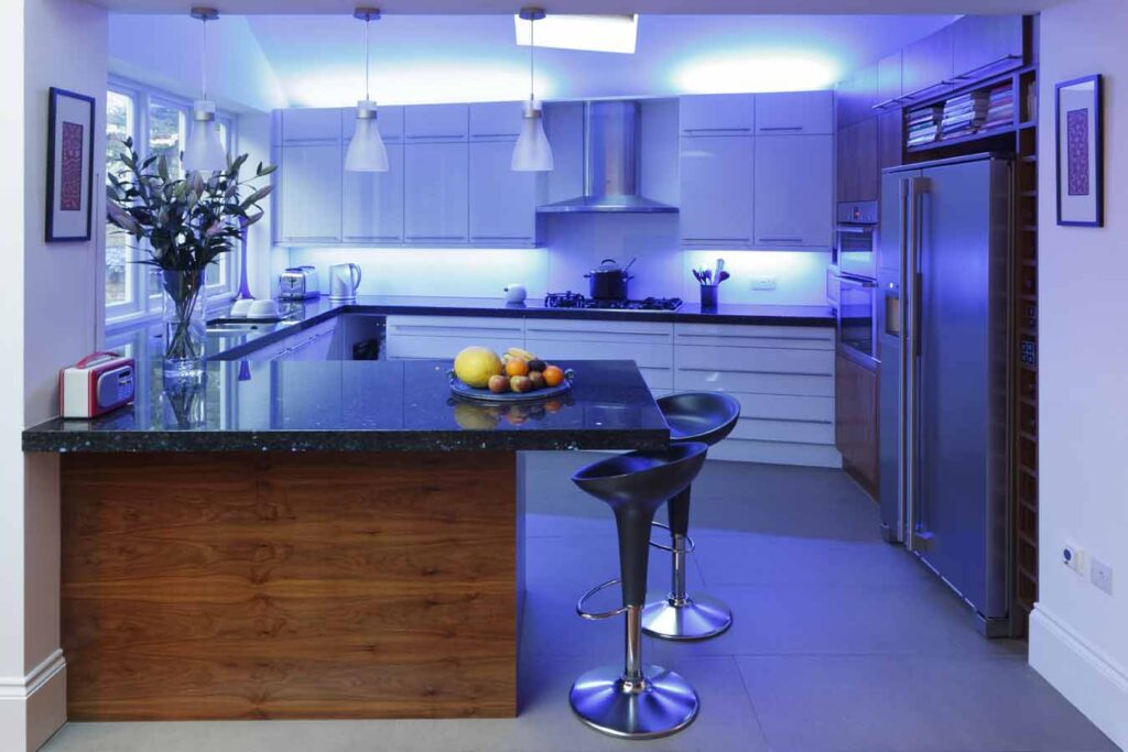 led kitchen lights sink installation cost how to choose lighting modern place group the light fixtures into three groups