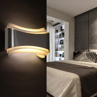 Warp Accent Wall Sconce  Modern.Place