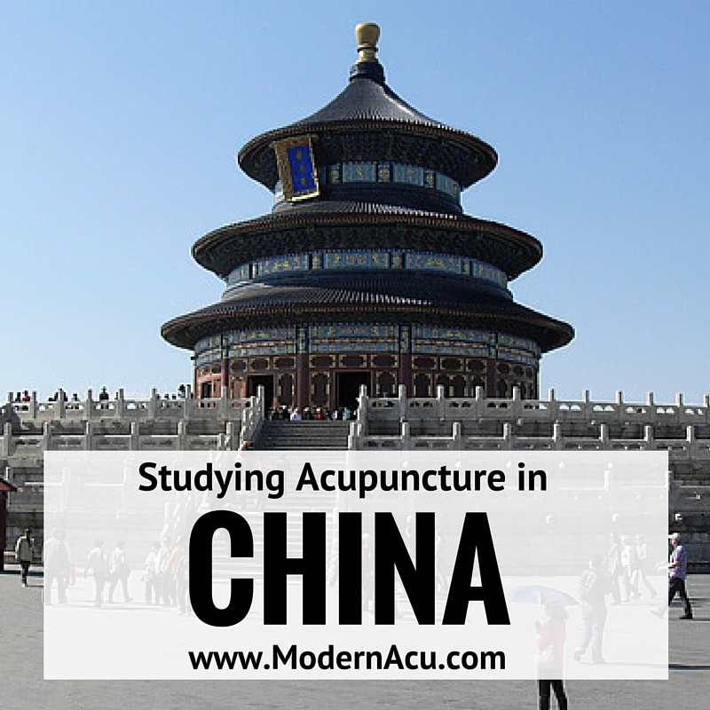 studying chinese medicine acupuncture in china modern acupuncture marketing