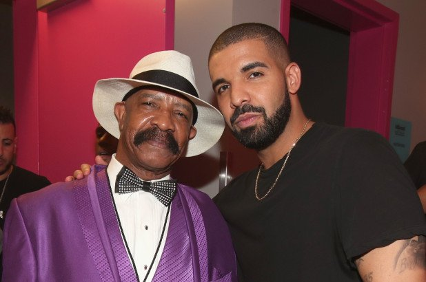 drake and father
