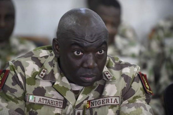 'I see this war ending soon' - Nigeria army chief on insurgency