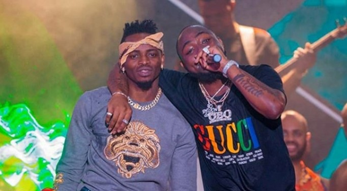 I Was Broke After Featuring Davido In My Hit Song - Diamond Platnumz Reveals