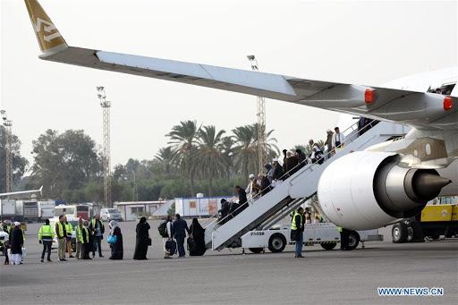 Libyan Airlines restarts flights between Tripoli and Benghazi