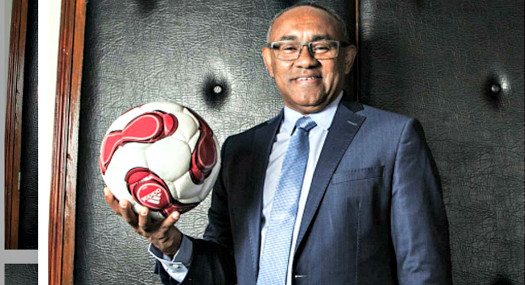 The four men seeking to replace Ahmad Ahmad as CAF president