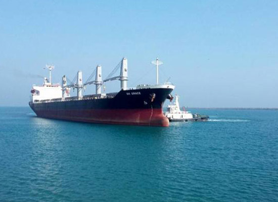 Ship stuck in Egypt's Suez Canal 'partially refloated' after running aground