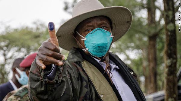 Corruption in police should stop': Uganda president warns - again
