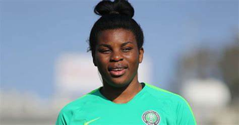 Umotong determined to return to Super Falcons after 'challenging learning experiences'
