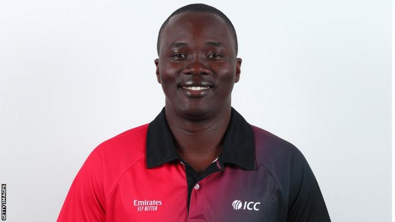 Cricket: Zimbabwe's Langton Rusere makes history