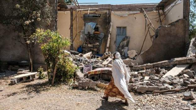 African Union to test rights maltreatment in Tigray