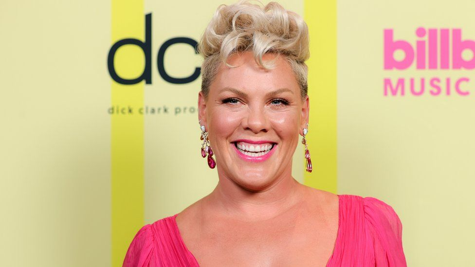Pink is UK's most-played female artist of 21st Century, says PPL