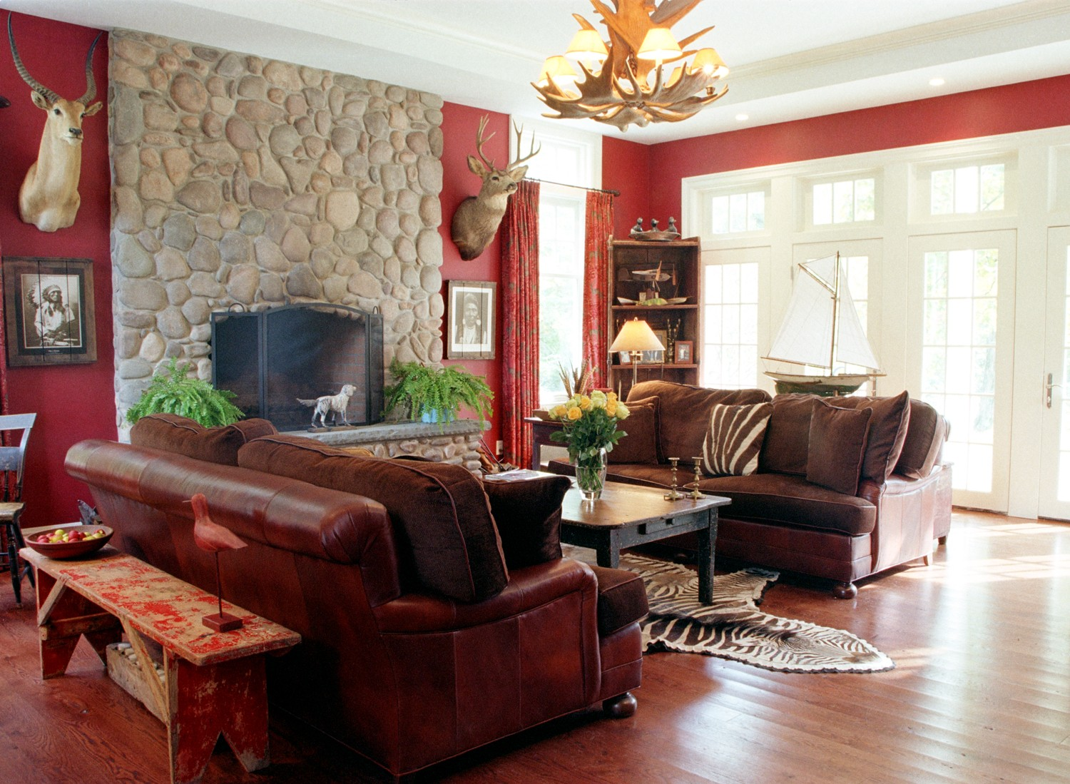 Living Room Ideas Modern Architecture Concept