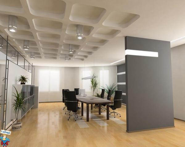 Modern Home Office Interior Design Vtwctr Mesmerizing Contemporary Office Interior Design Ideas
