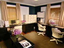 Home Office Guest Room Design Ideas