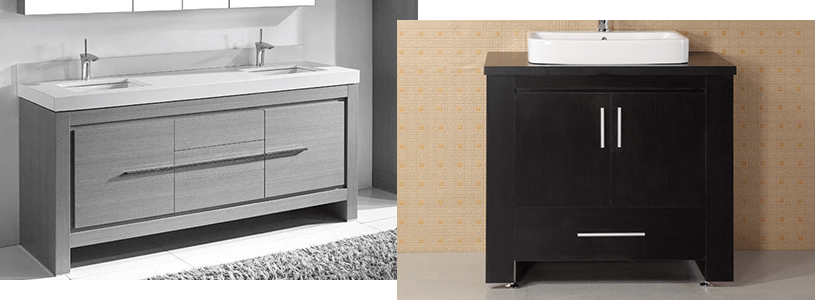 shop modern bathroom vanities single