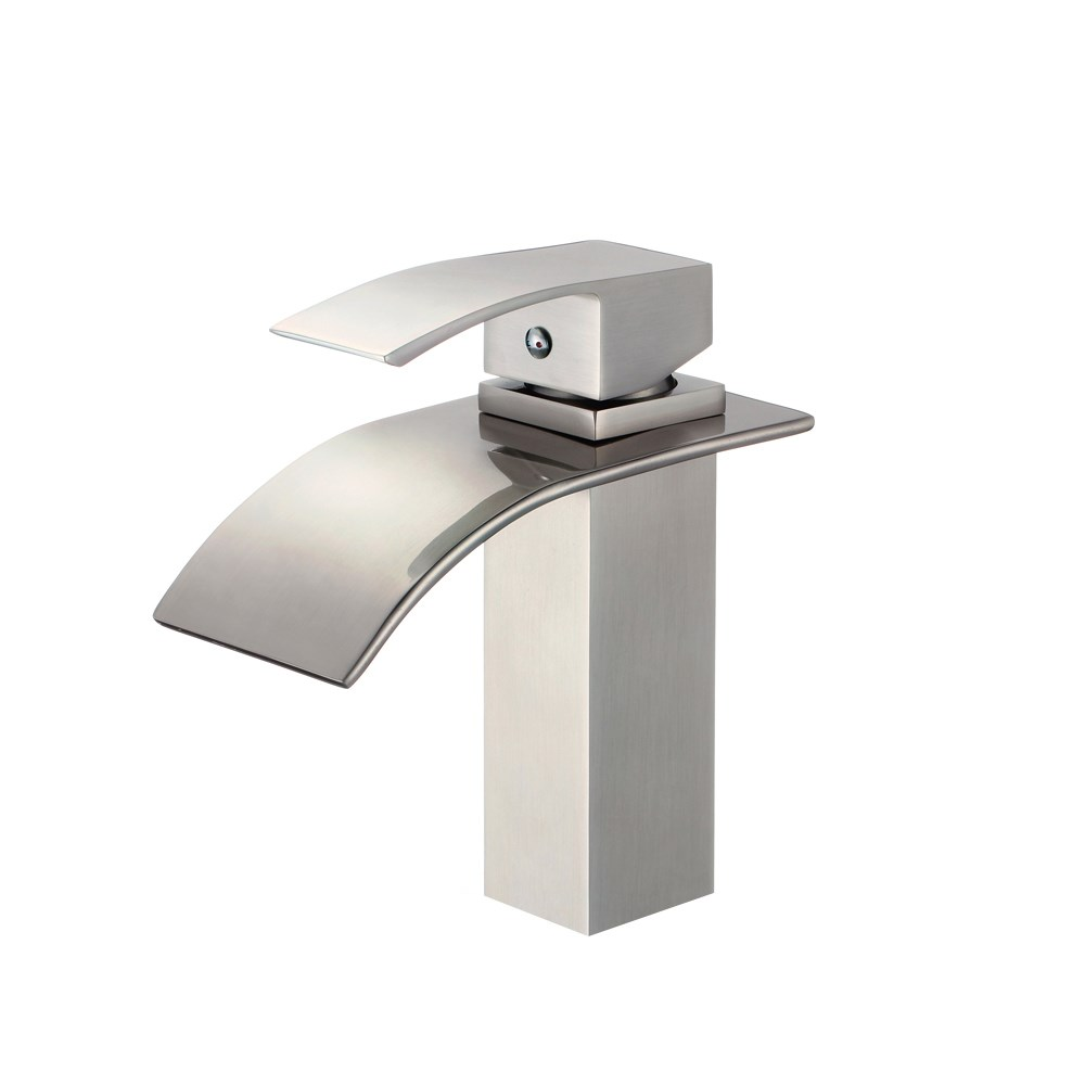 Piatti Contemporary SingleHole Bathroom Faucet  Free