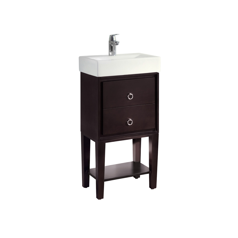 Avanity Kent 18 Single Modern Bathroom Vanity with