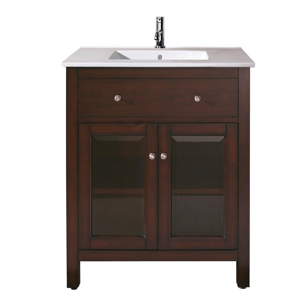 Avanity Lexington 24 Bathroom Vanity with Integrated VC