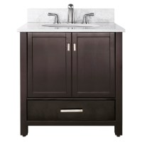 "Avanity Modero 36"" Bathroom Vanity - Espresso | Free ..."