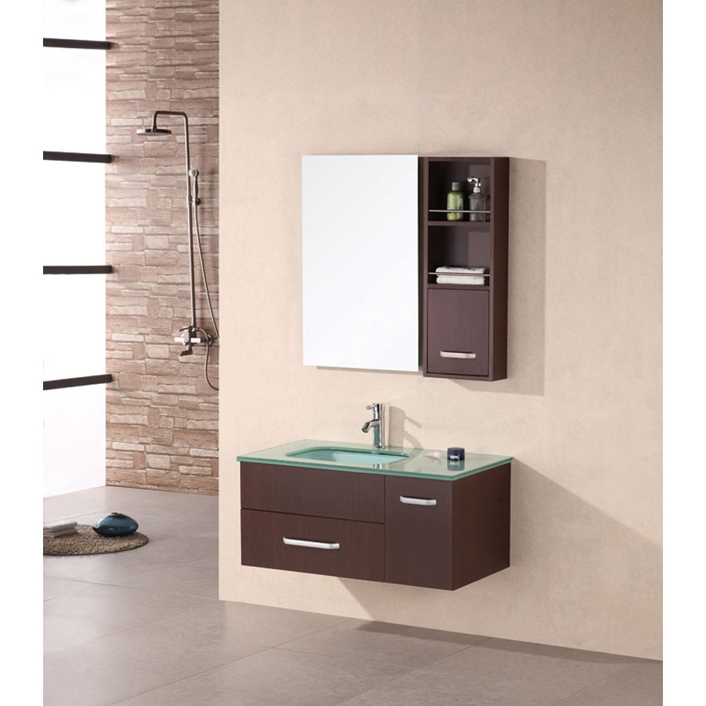 Design Element Christine 35 Single Bathroom Vanity Set