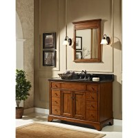 "Fairmont Designs Framingham 48"" Vanity - Vintage Maple ..."
