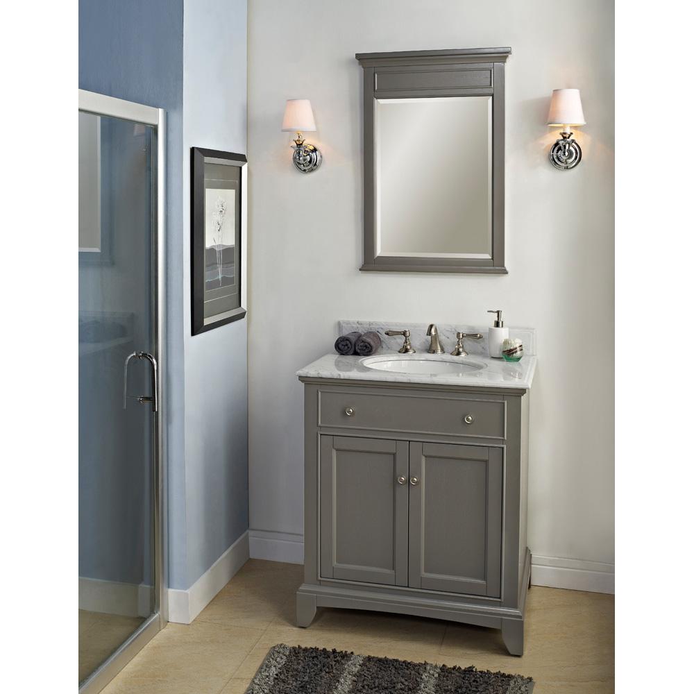 Fairmont Designs 30 Smithfield Vanity  Medium Gray