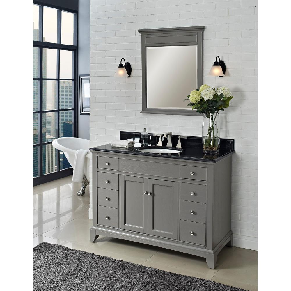 Fairmont Designs 48 Smithfield Vanity  Medium Gray