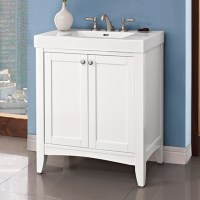 "Fairmont Designs Shaker Americana 30"" Vanity - Polar White ..."