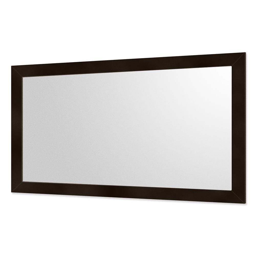 Accara Bathroom Mirror 58 Espresso  Free Shipping