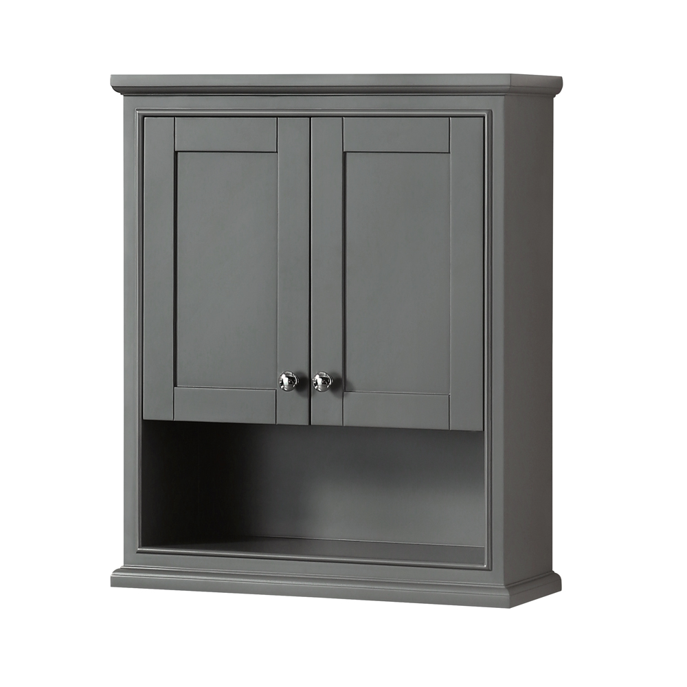 Deborah OverToilet Wall Cabinet by Wyndham Collection