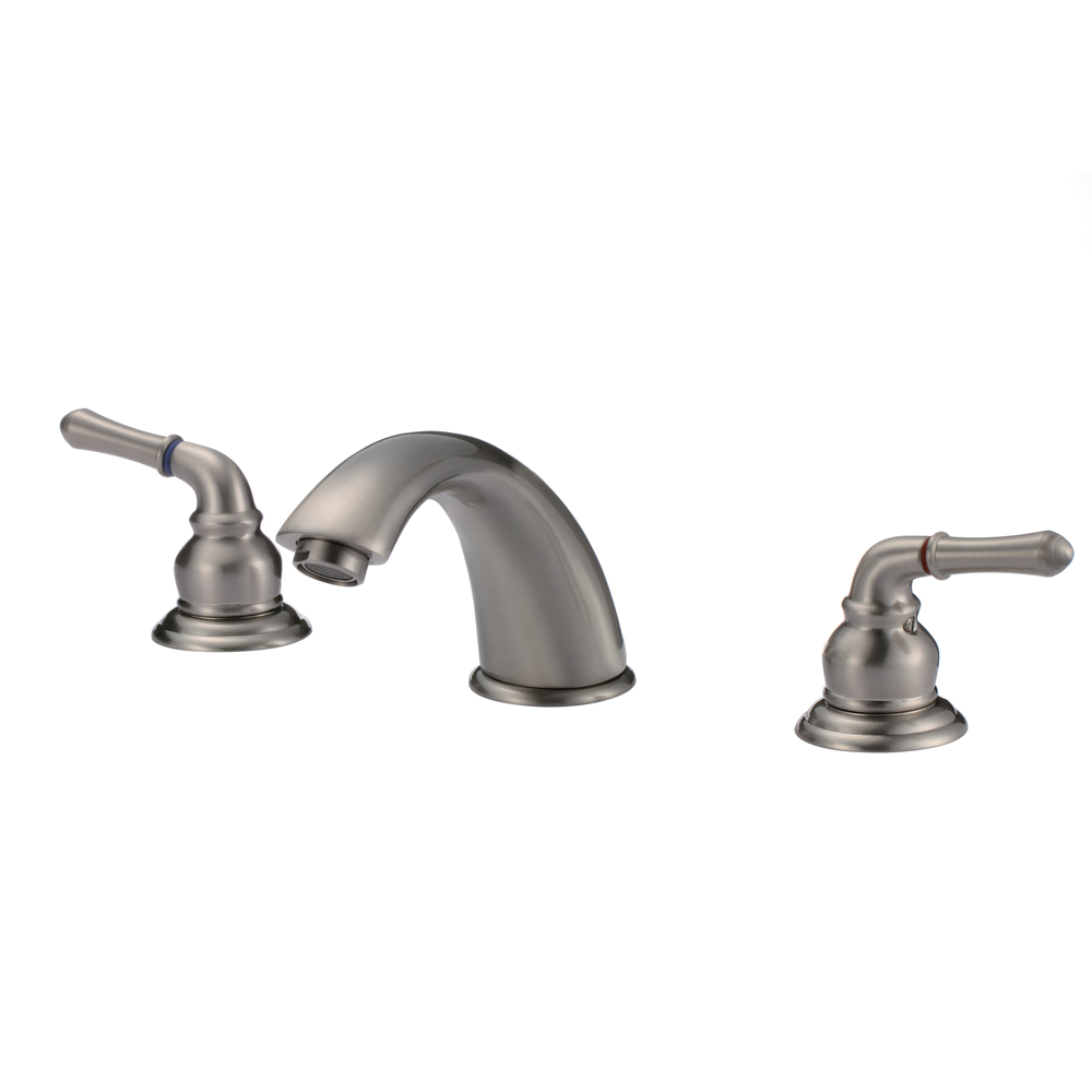 Knightsbridge Widespread Contemporary Bathroom Faucet