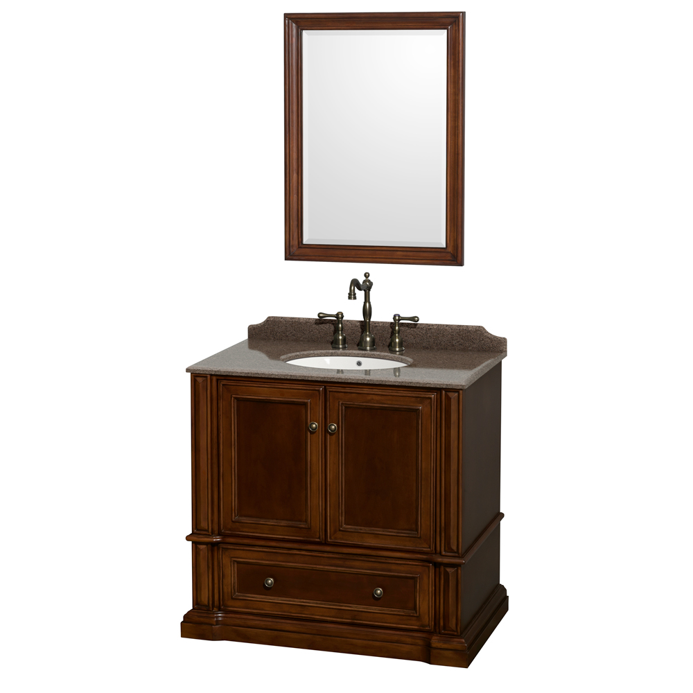 Rochester 36 Single Bathroom Vanity By Wyndham Collection