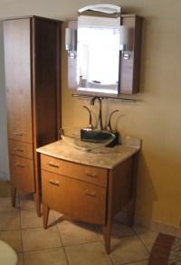 Powder room vanities