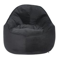 Mini Bean Bag Chair Steelcase Instructions Me Pod Black