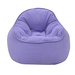 Mini Bean Bag Chair Blue Green Dining Chairs Me Pod Light Purple Sku Mbb918lp Be The First To Review This Product