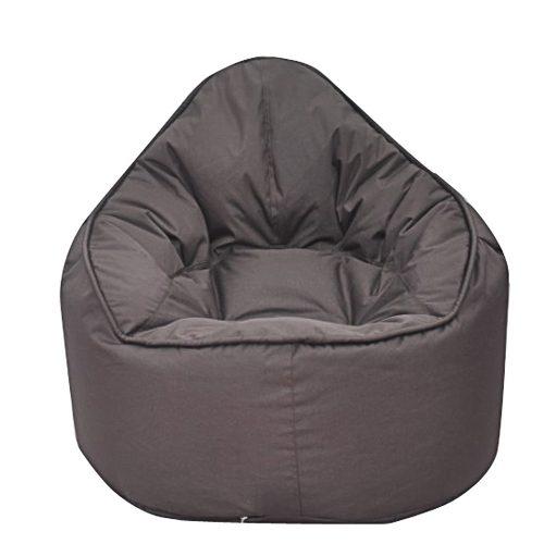 The Pod  Bean Bag Chair  Brown