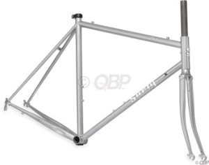 Surly Pacer Frameset 42cm Silver Bullet Surly Pacer
